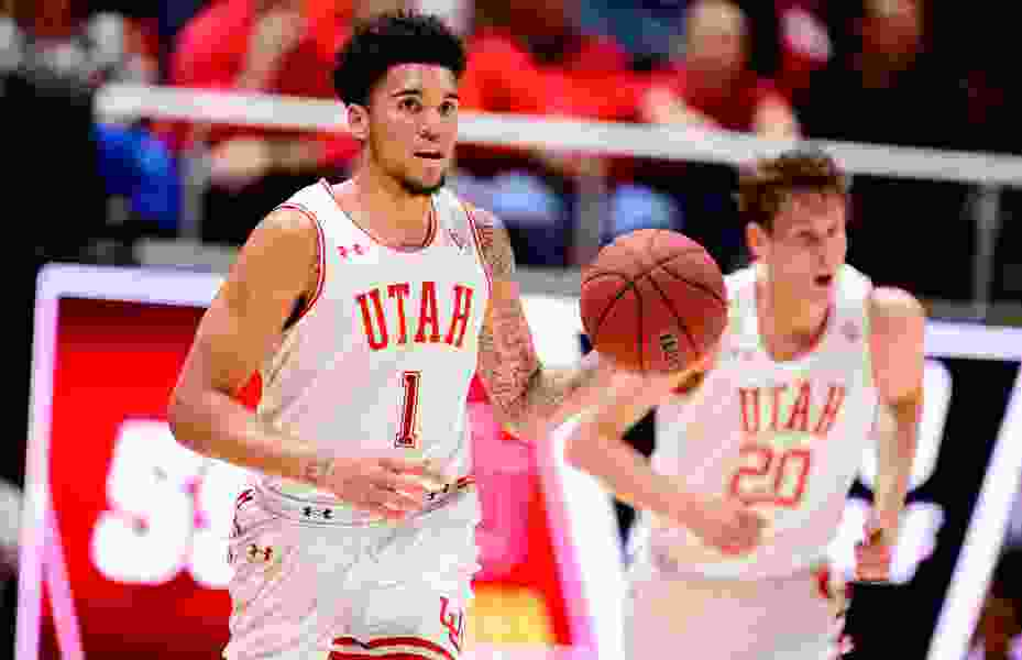 Both Gach is gone. Is Timmy Allen next? Rest easy Ute basketball fans. He's probably sticking around.
