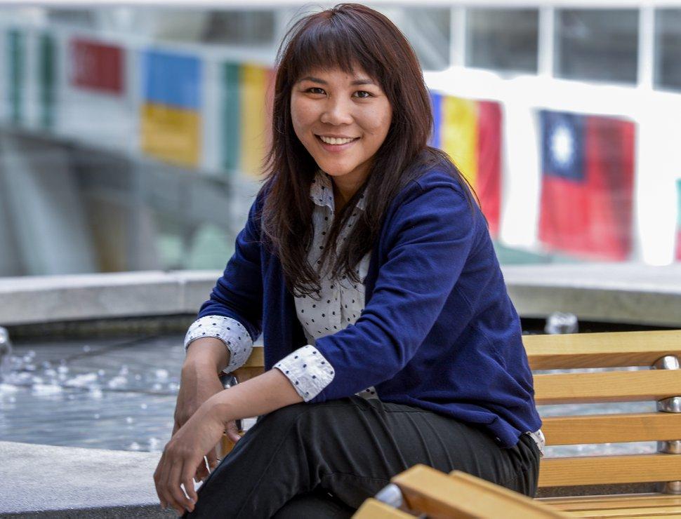 Leah Hogsten | The Salt Lake Tribune Channika Noun is a recent Brigham Young University graduate.