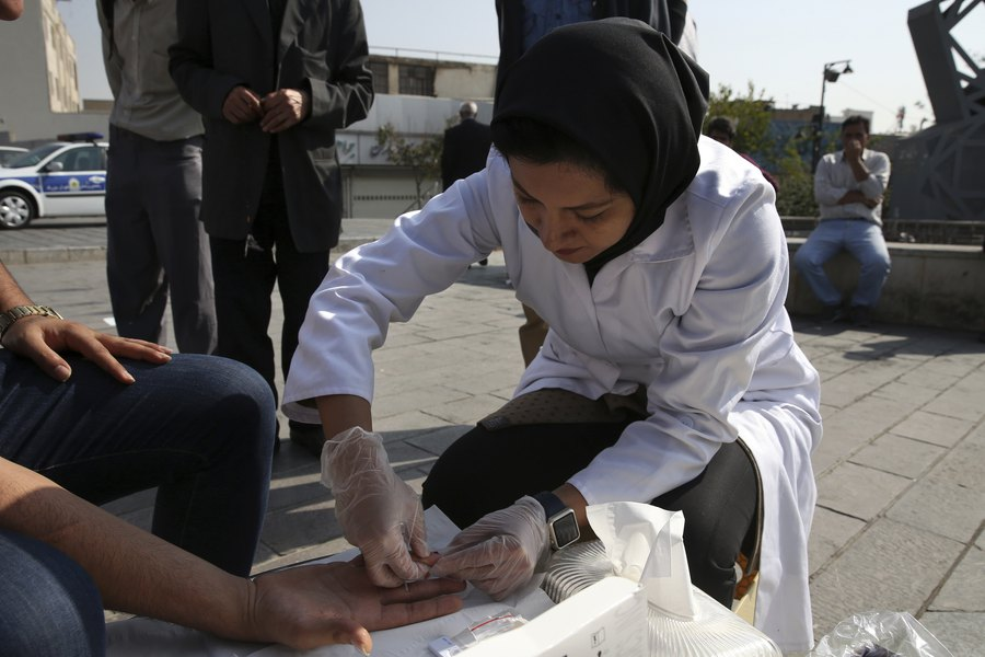 Iran Challenges Taboos As Hiv Infections From Sex Rise