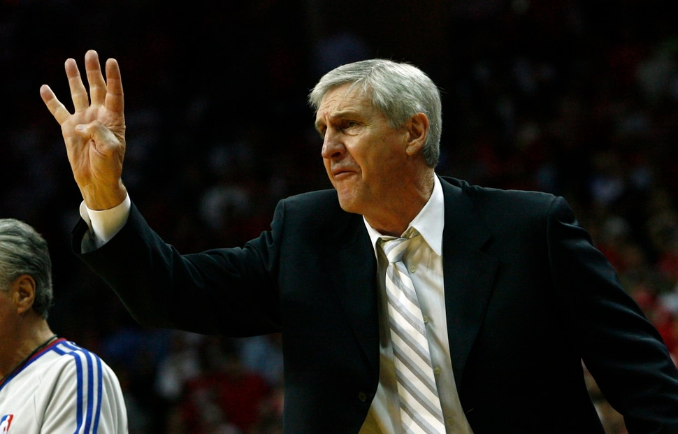 jerry sloan - photo #43