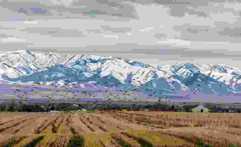 Plans are shaping up for a 12,000-acre satellite inland port in Tooele County