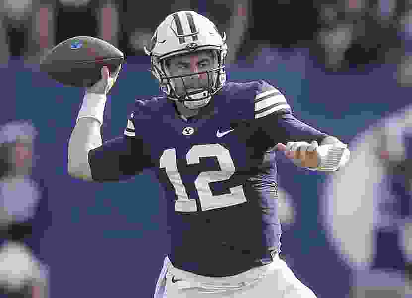 BYU will be big underdogs in the Big Easy against LSU