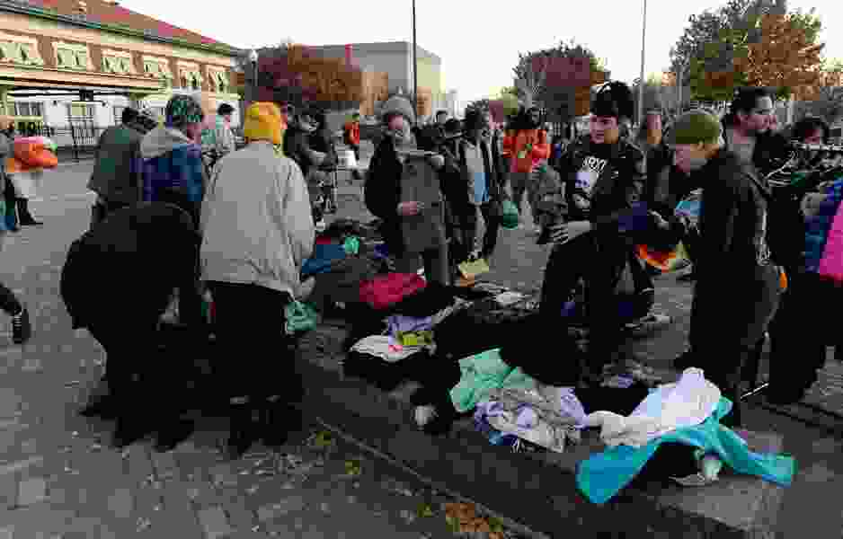 Letter: What not to donate to the homeless