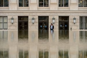 (Trent Nelson  |  Tribune file photo) A quiet afternoon at the state Capitol in Salt Lake City on Thursday, Jan. 28, 2021.