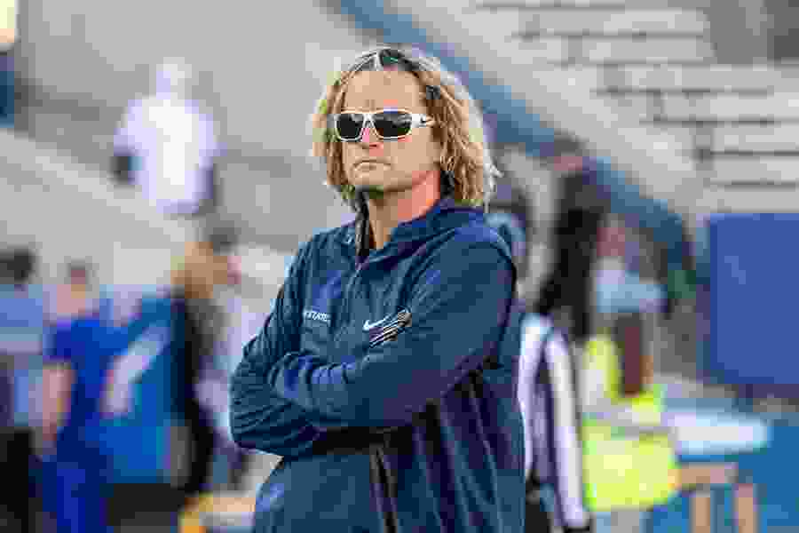 Utah State OC David Yost has turned the Aggies into an offensive juggernaut. This is how he did it.