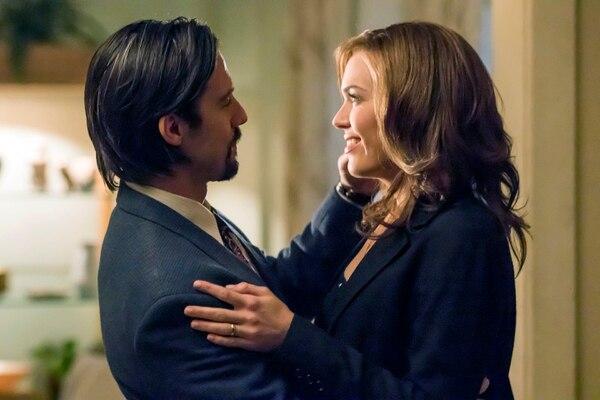(Ron Batzdorff   NBC) Milo Ventimiglia as Jack Pearson and Mandy Moore as Rebecca Pearson in