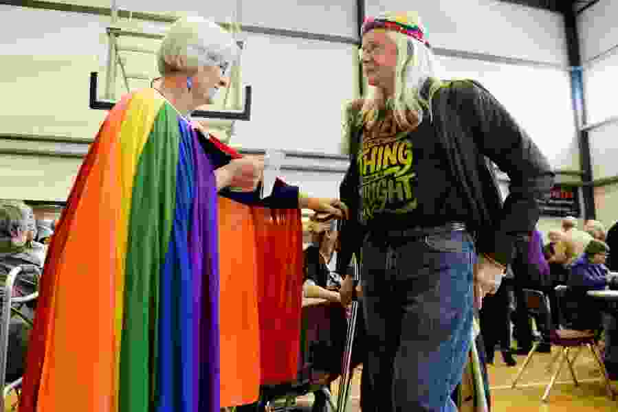 3 big U.S. churches in turmoil over sex abuse, LGBTQ policy