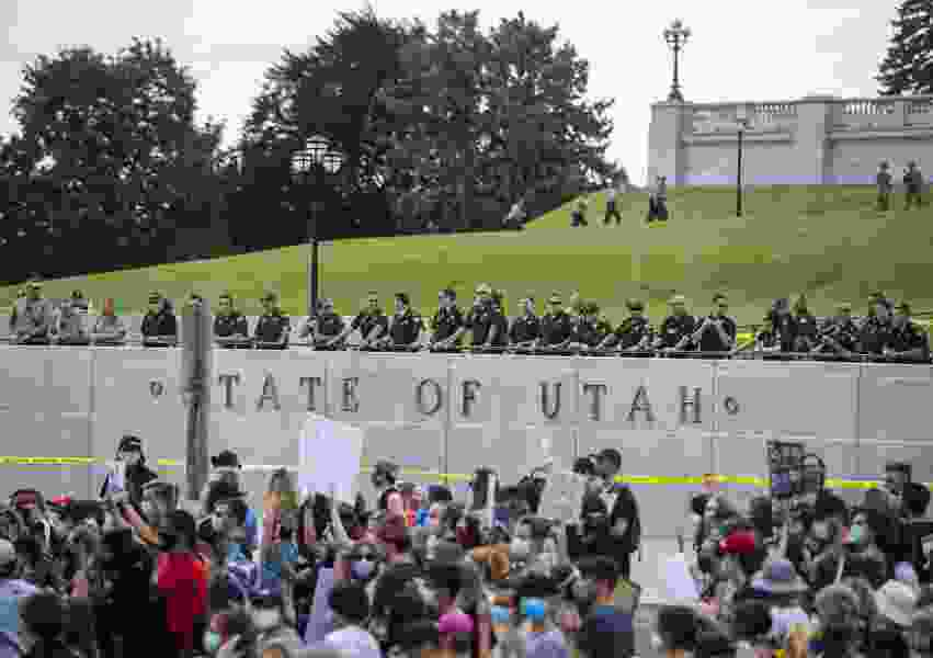 Utah police academy calls for more anti-bias training and lessons in fighting with hands, not weapons