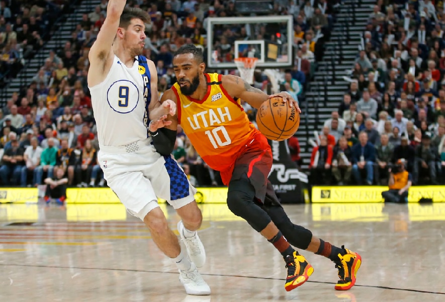 With Mike Conley probable to play in Game 3, the Jazz and Nuggets prepare for their series to shift again