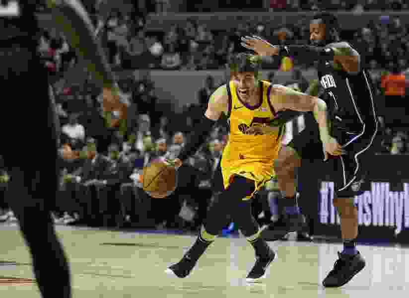 Jazz offense goes south in 96-89 loss to the Orlando Magic in Mexico City
