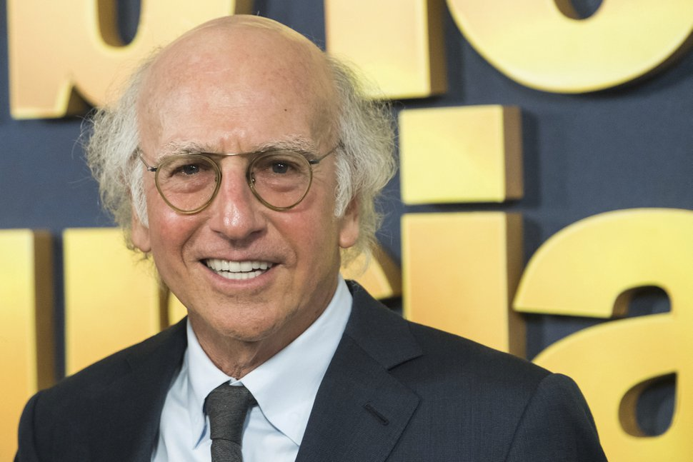(Charles Sykes | Invision via AP file) Larry David, creator of HBO's
