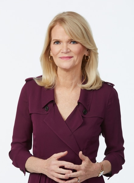 """(Photo courtesy Heidi Gutman/ABC) Chief global affairs correspondent Martha Raddatz is co-anchor of """"This Week with George Stephanopoulos."""""""