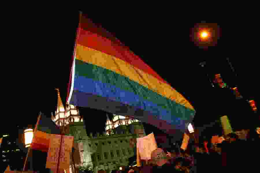 Most Mormons remain against gay marriage, new poll shows, but that opposition is fading fast; younger LDS support it