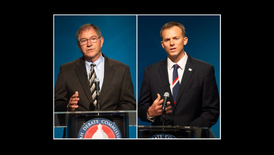 Blake Moore widens lead in tight 1st District congressional race