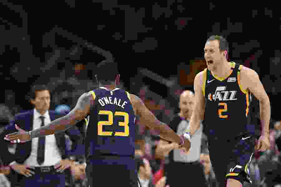 The Triple Team: Jazz figure out the Wizards in the second half, a 72-50 advantage earning a comeback win