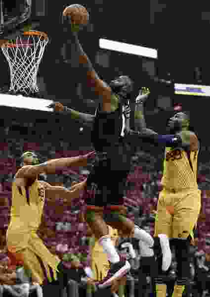 If Jazz are to keep series with Rockets from becoming a mismatch, they'll have to quash those pesky ... mismatches