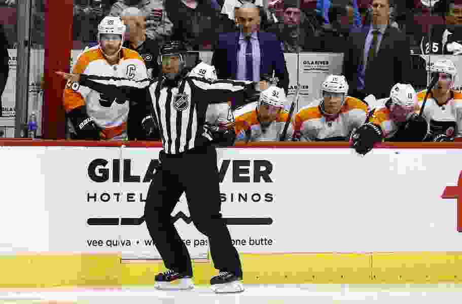 More minorities in officiating, coaching is NHL's next step