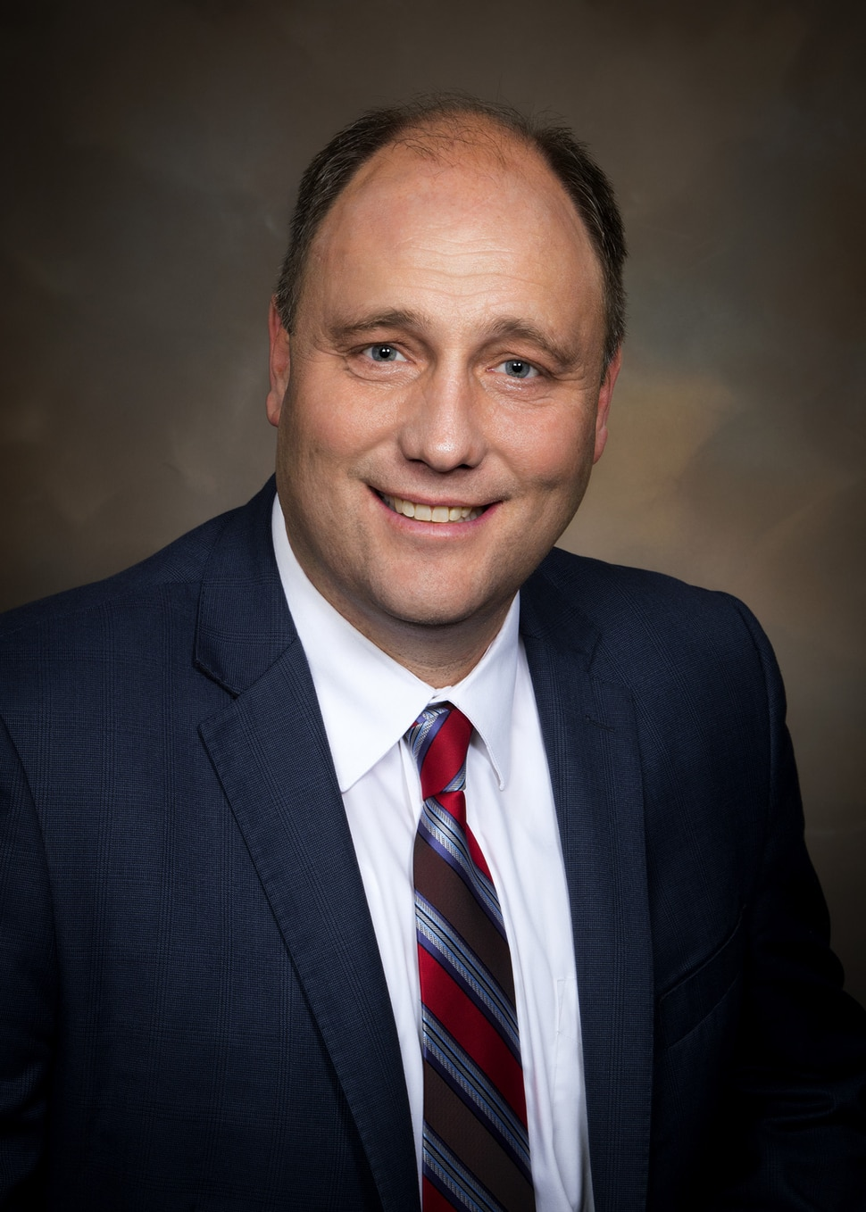 (Photo courtesy of the State of Utah) 1st Congressional District candidate Kerry Gibson, former Utah commissioner of agriculture and food, ex-Weber County commissioner and one-time state legislator.