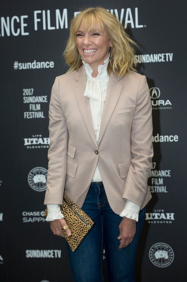 Leah Hogsten | The Salt Lake Tribune Toni Collette arrives for the premiere of ÒFun Mom Dinner,Ó starring Katie Aselton, Bridget Everett and Molly Shannon, Friday, Jan. 27, at the 2017 Sundance Film Festival in Park City. In the film, the four women, whose kids are in the same preschool class, get together for dinner Ñ and things take an unexpected turn.