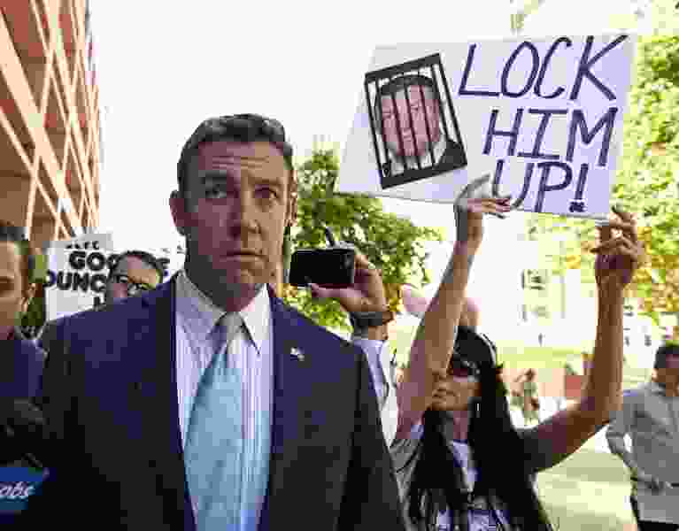 Political Cornflakes: Rep. Duncan Hunter used campaign money for pet rabbit's flights