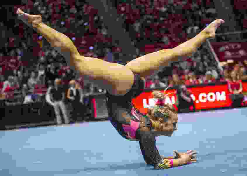 Utes finish second in regional to advance to NCAA gymnastics championships