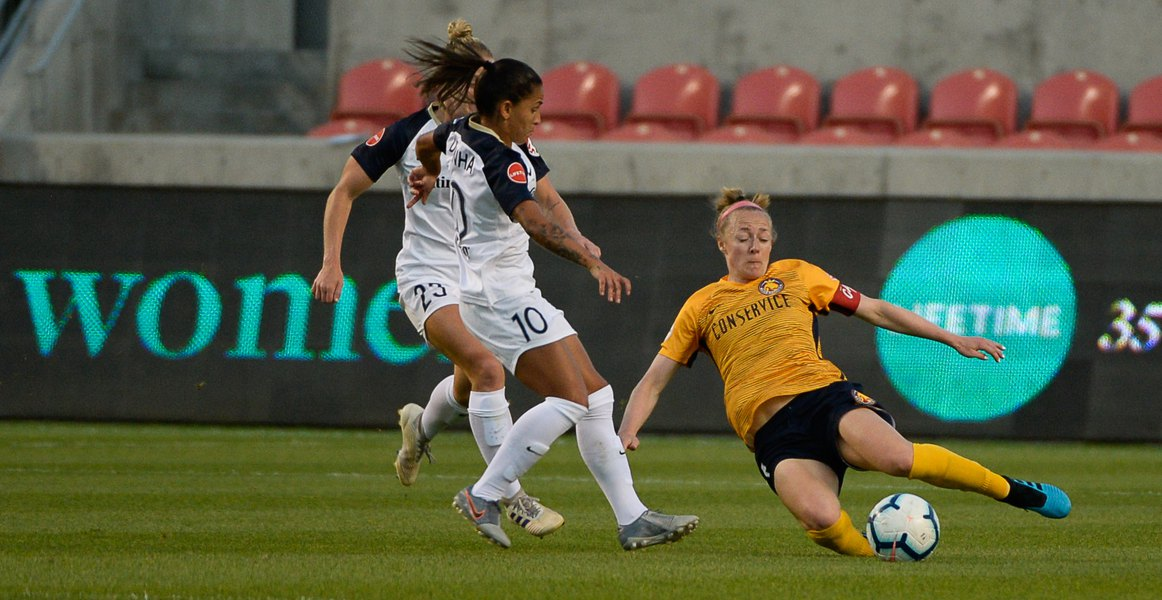 Utah Royals FC releases its 2020 schedule; it's front-loaded with difficulty