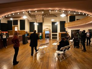 (Francisco Kjolseth  | The Salt Lake Tribune) The Utah Arts Alliance plans to acquire, preserve and renovate the historic 15th Ward Chapel, at 900 West and 100 South in Salt Lake City. It will become a community art center for the Poplar Grove neighborhood called the Art Castle.