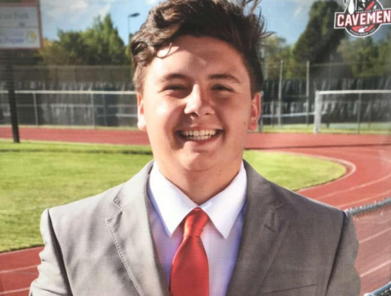 American Fork football player had been 'so excited' for