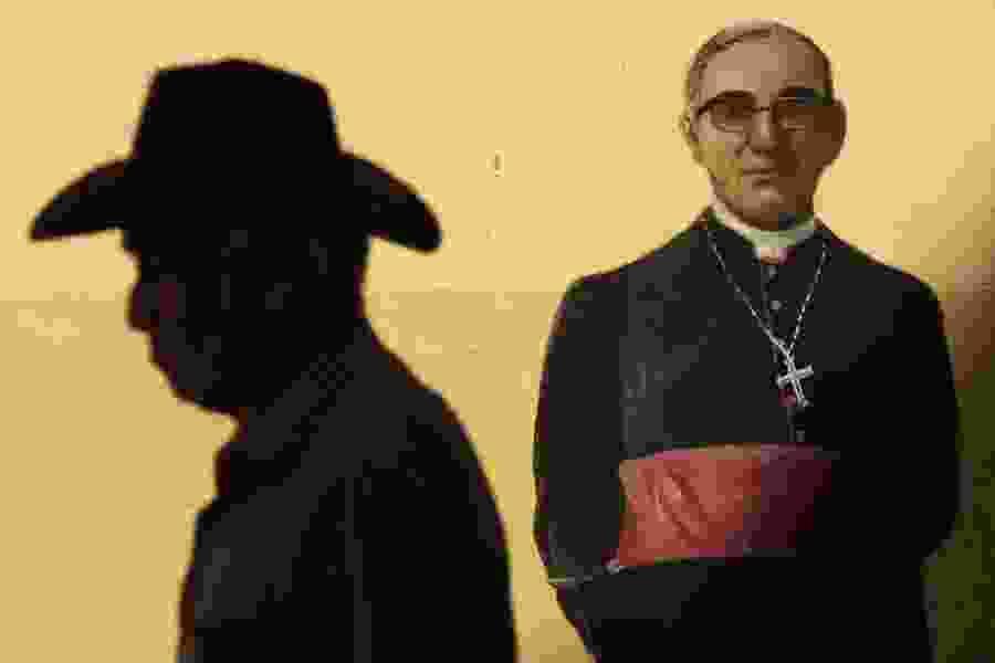 Pope Francis OKs beatification for Salvadoran martyr