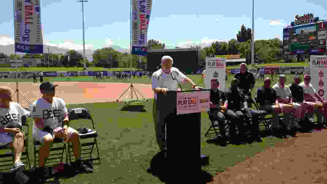 Salt Lake Bees: With 500 kids at Smith's Ballpark, team announces expansion of youth programs