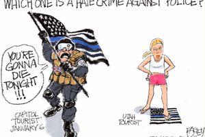 Hate Crime Primer   Pat Bagley