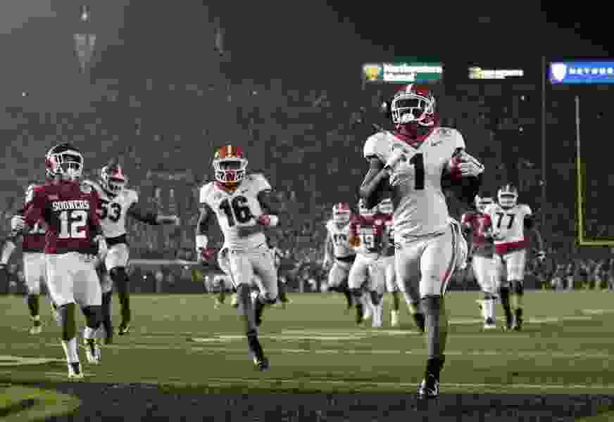 Is the College Football Playoff championship getting a little too familiar?