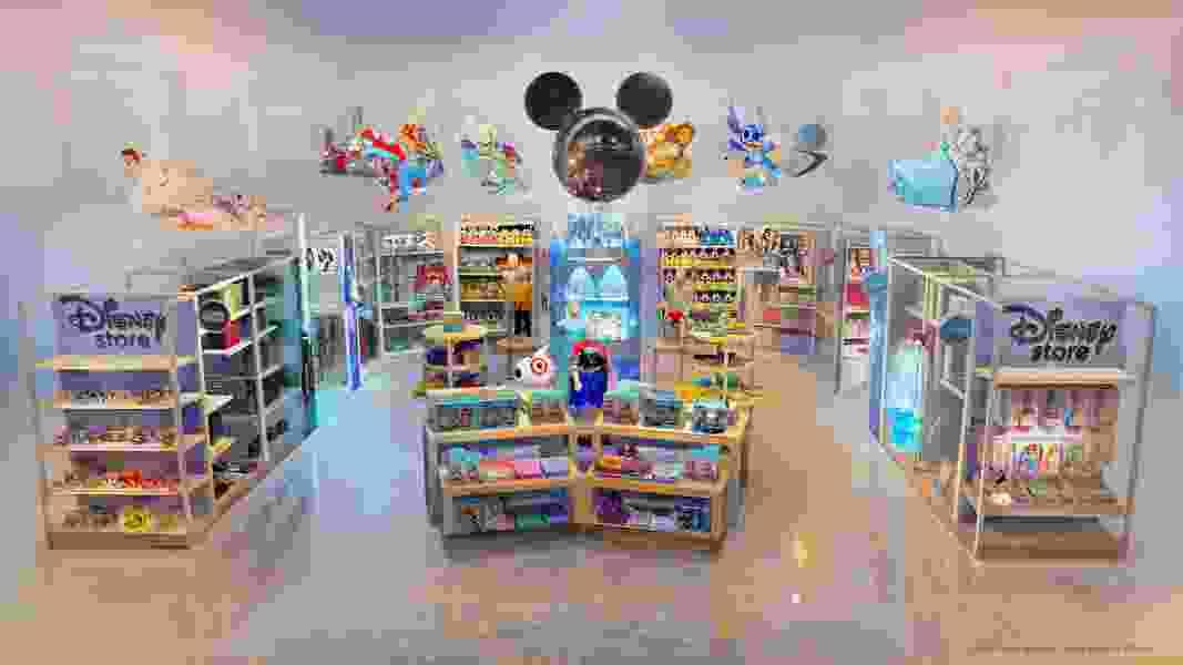 Mini-Disney Store opens inside South Jordan Target