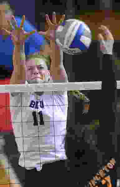 BYU women's volleyball hope to learn from last year