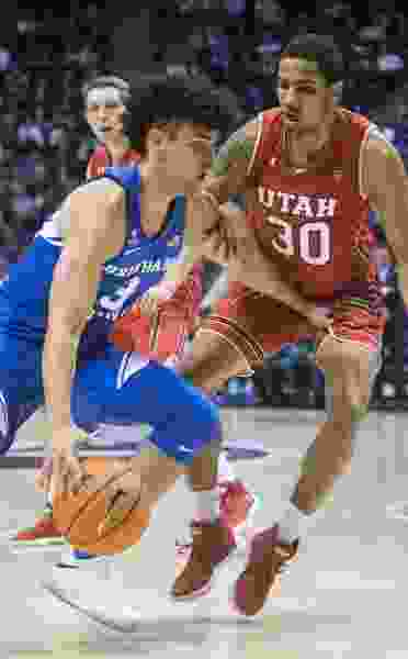 Commitment to defense could make BYU basketball relevant again in top-heavy WCC