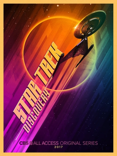 """(Courtesy   CBS All Access) """"Star Trek: Discovery"""" premieres on Sept. 24."""
