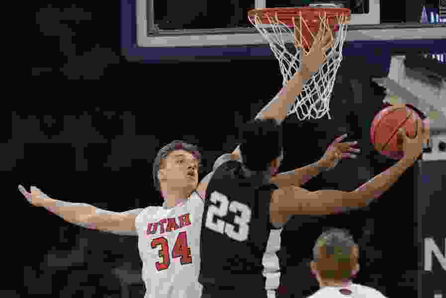 Utes unable to slow Penn State's offense in 82-66 NIT title game defeat