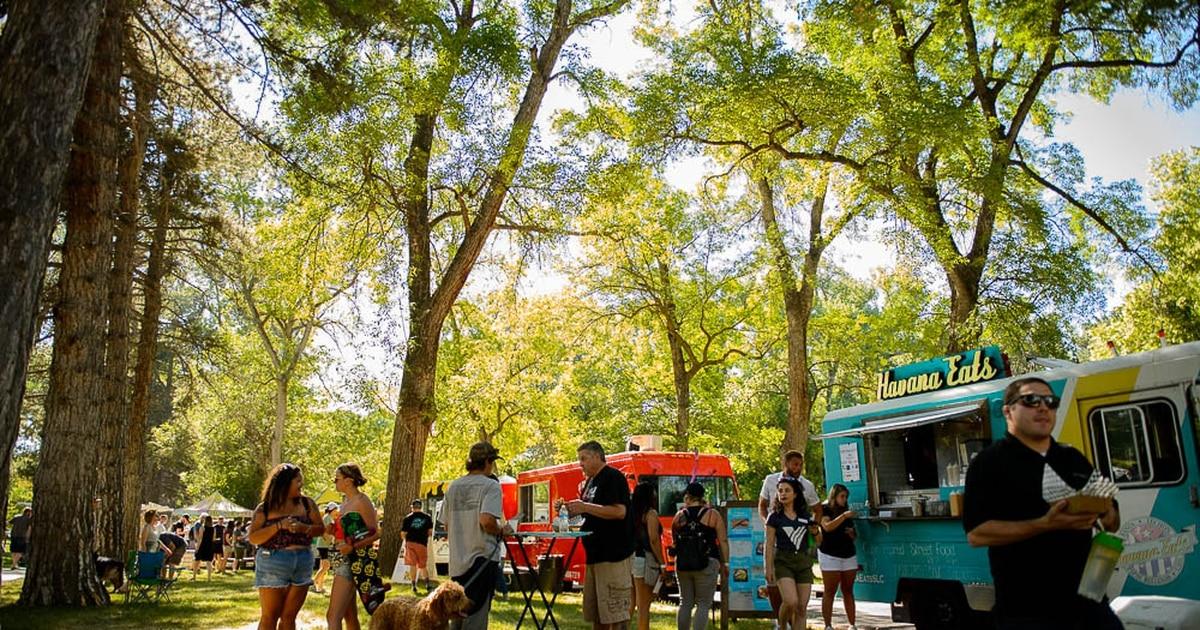 Liberty Park Food Trucks