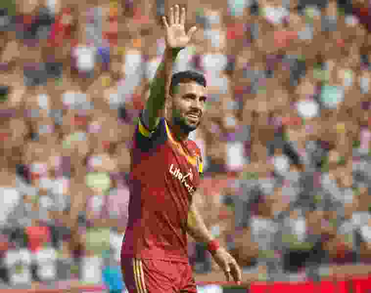 RSL to honor Javier Morales during halftime of L.A. Galaxy game