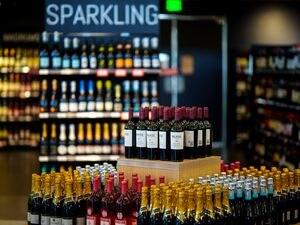 (Trent Nelson     The Salt Lake Tribune) The new Taylorsville liquor store on Tuesday, June 8, 2021.