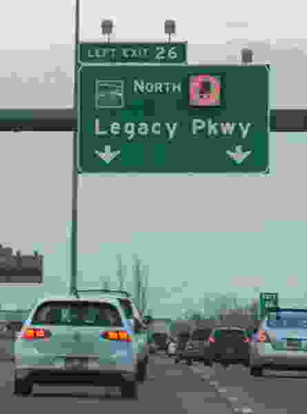 Letter: Keep Legacy Parkway as it is