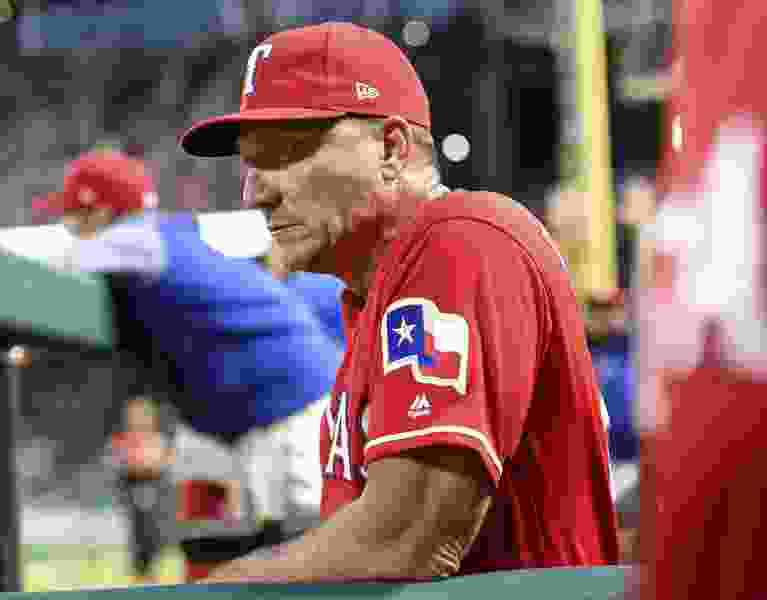 Texas Rangers fire manager Jeff Banister after consecutive losing seasons