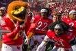 (Trent Nelson  |  The Salt Lake Tribune) Utah Utes cornerback Aaron Lowe (22) with teammates as the University of Utah hosts Washington State, NCAA football in Salt Lake City on Saturday, Sept. 25, 2021.