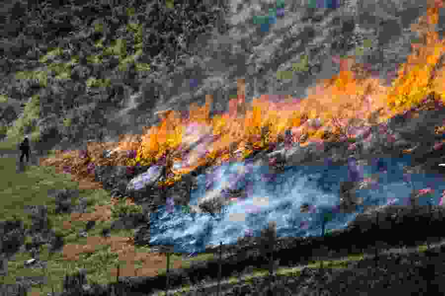 How bad is this year's Utah wildfire season? Actually, not that bad so far — unless you're trying to breathe.