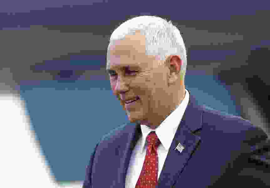 As Trump weighs options, Pence meets with Supreme Court contenders