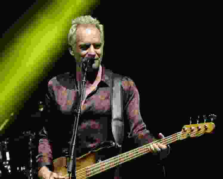 Why is Sting singing at a benefit for Zion National Park? Thank this gorgeous redrock video.