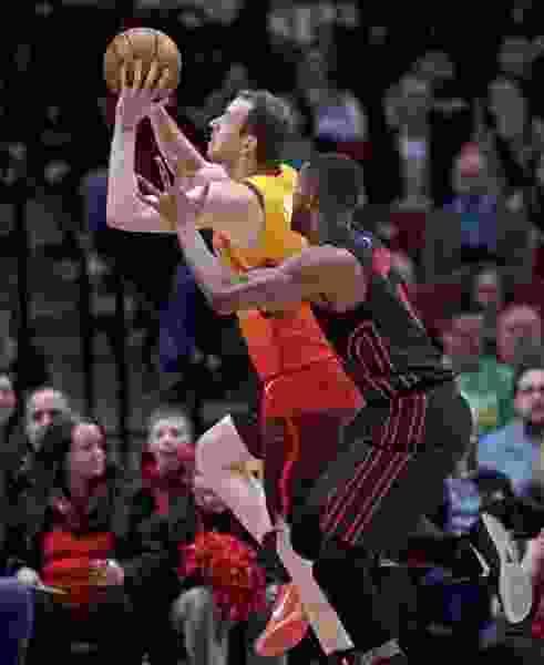 Utah Jazz beat Portland Trail Blazers 115-96 for ninth straight victory