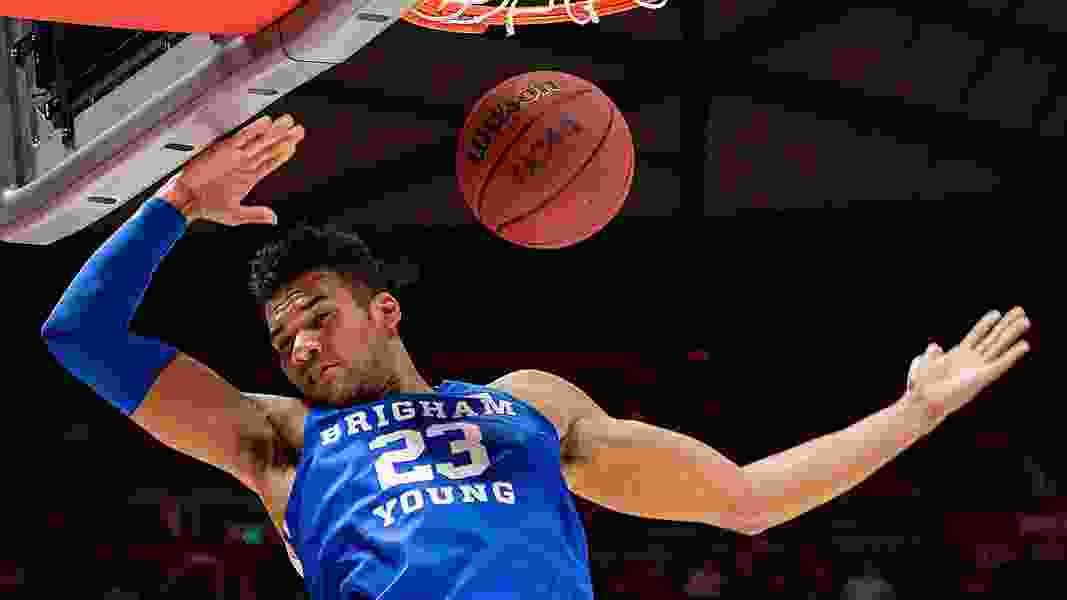 Childs leads BYU to WCC-opening 63-38 victory over Loyola Marymount