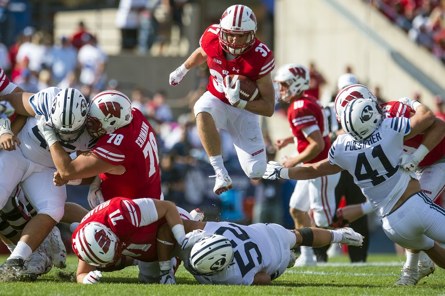 byu wants to emulate wisconsin and for good reason the badgers