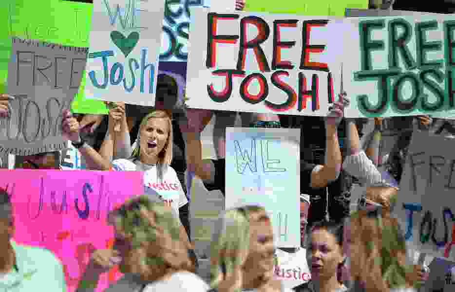 Josh Holt's friends, neighbors ecstatic to welcome Utahn home from years in Venezuelan prison